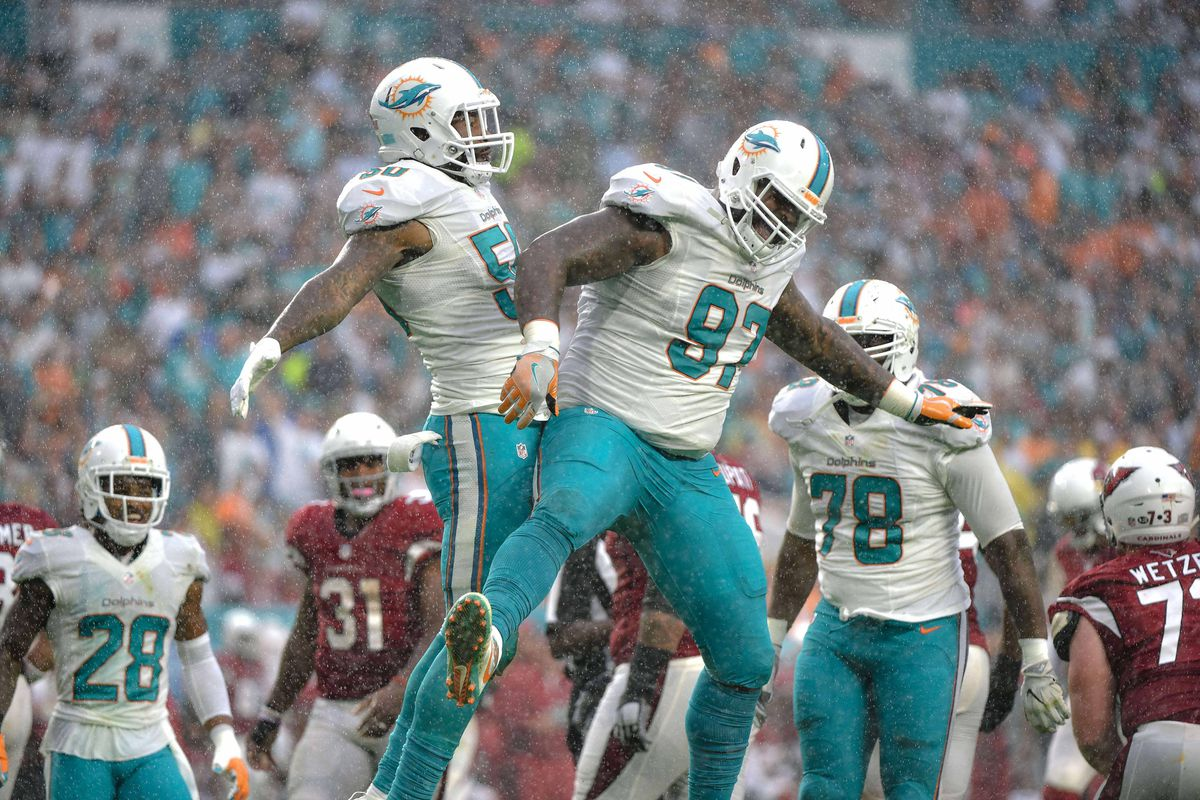 Miami Dolphins Depth Chart Projections Defensive Line