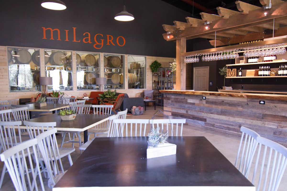 Milagro Winery Relaunching Tasting Room In Ramona This