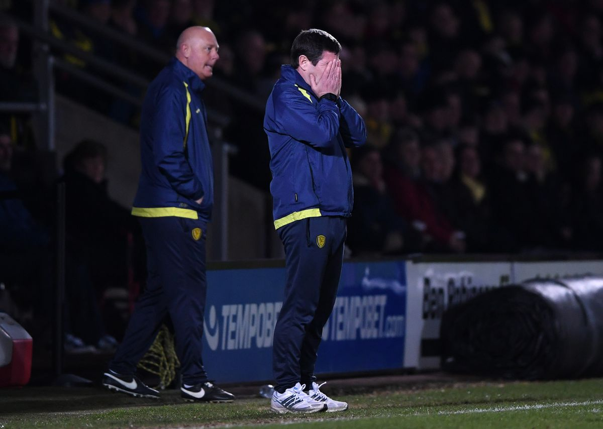 Burton Albion v Brentford - Sky Bet Championship