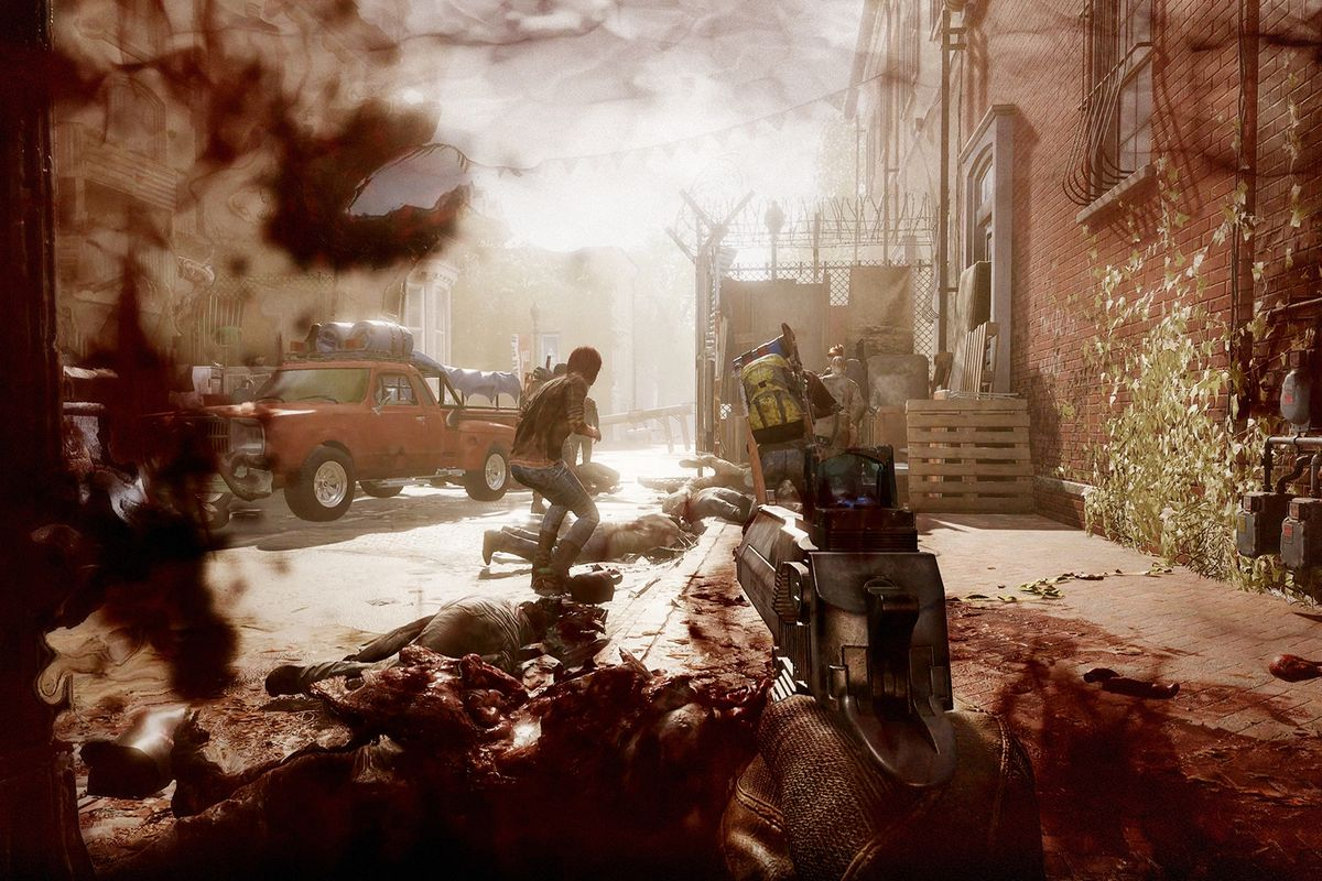 Overkill's The Walking Dead delayed indefinitely on PS4 and