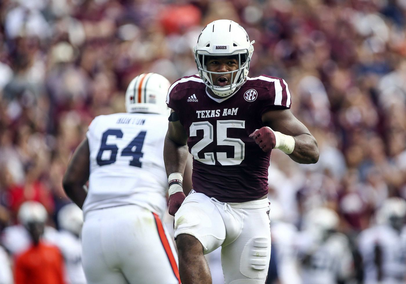 outlet store 21944 afedb Texas A&M football preview 2018: Jimbo Fisher vs. a brutal ...