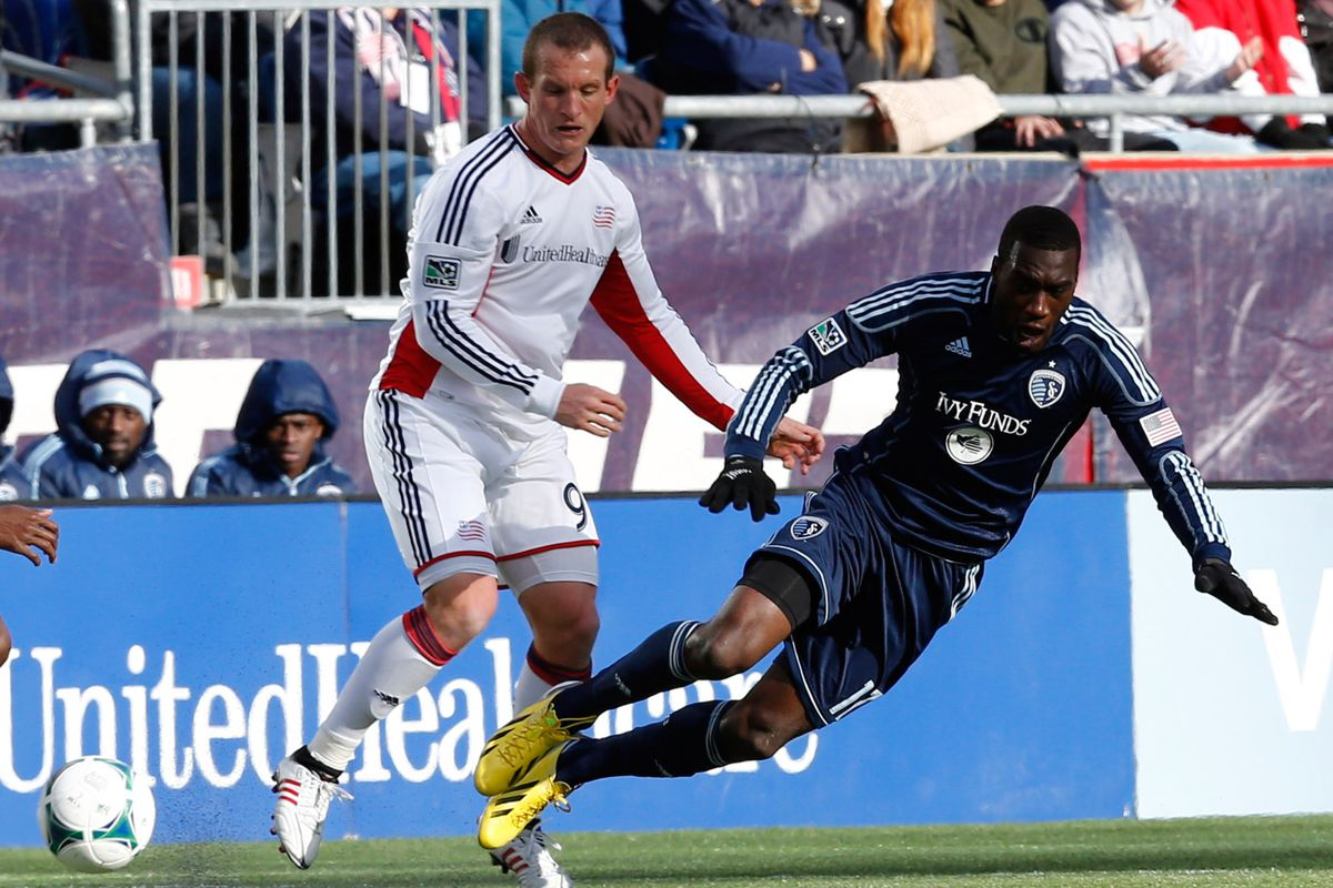 Proof that yes, Chad Barrett HAS played for the Revs this year.