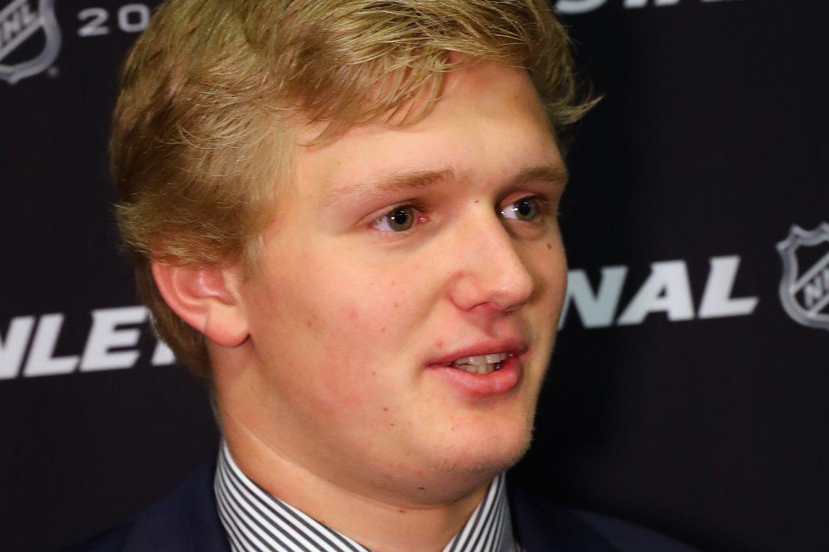 2017 NHL Draft Prospects Media Availability