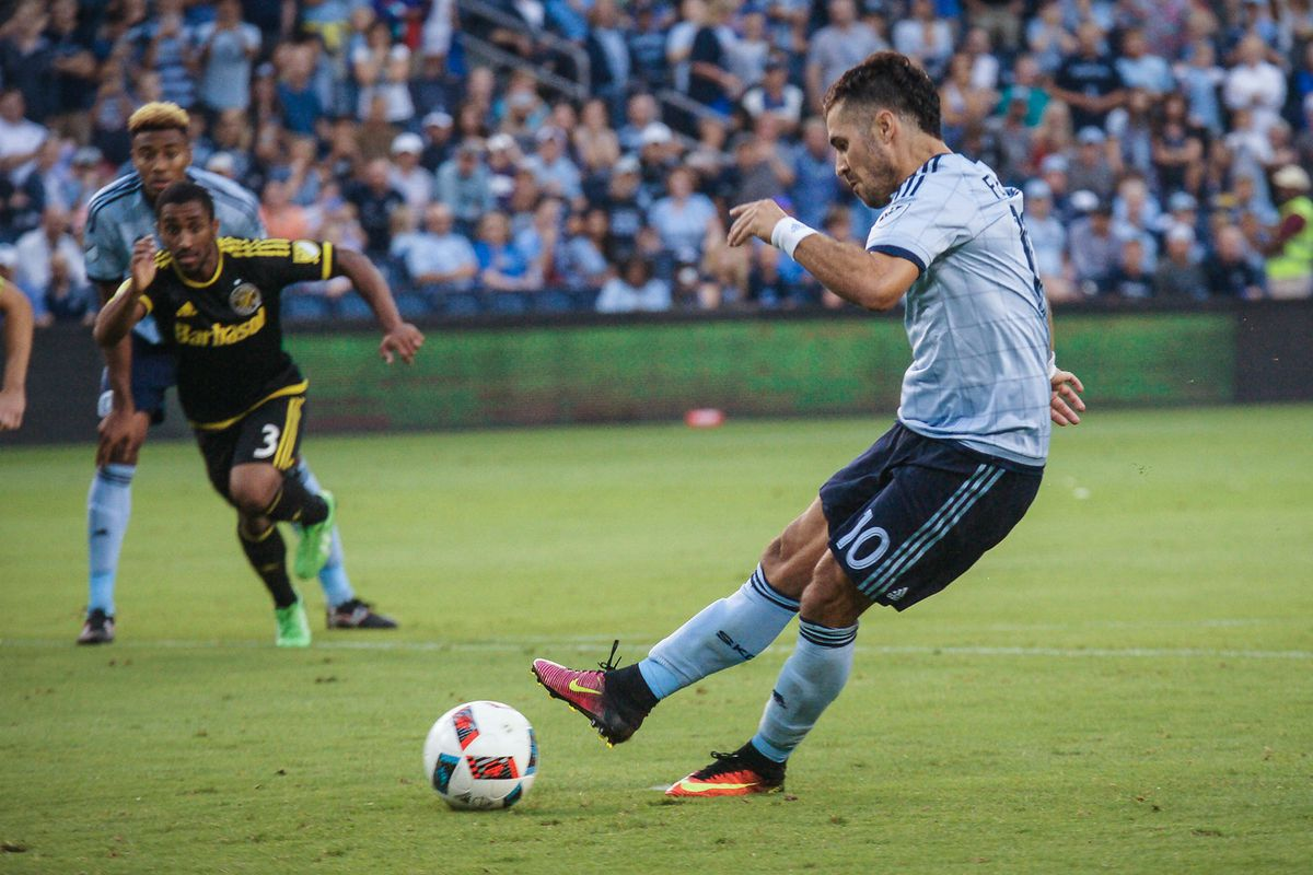 Feilhaber taking the penalty kick