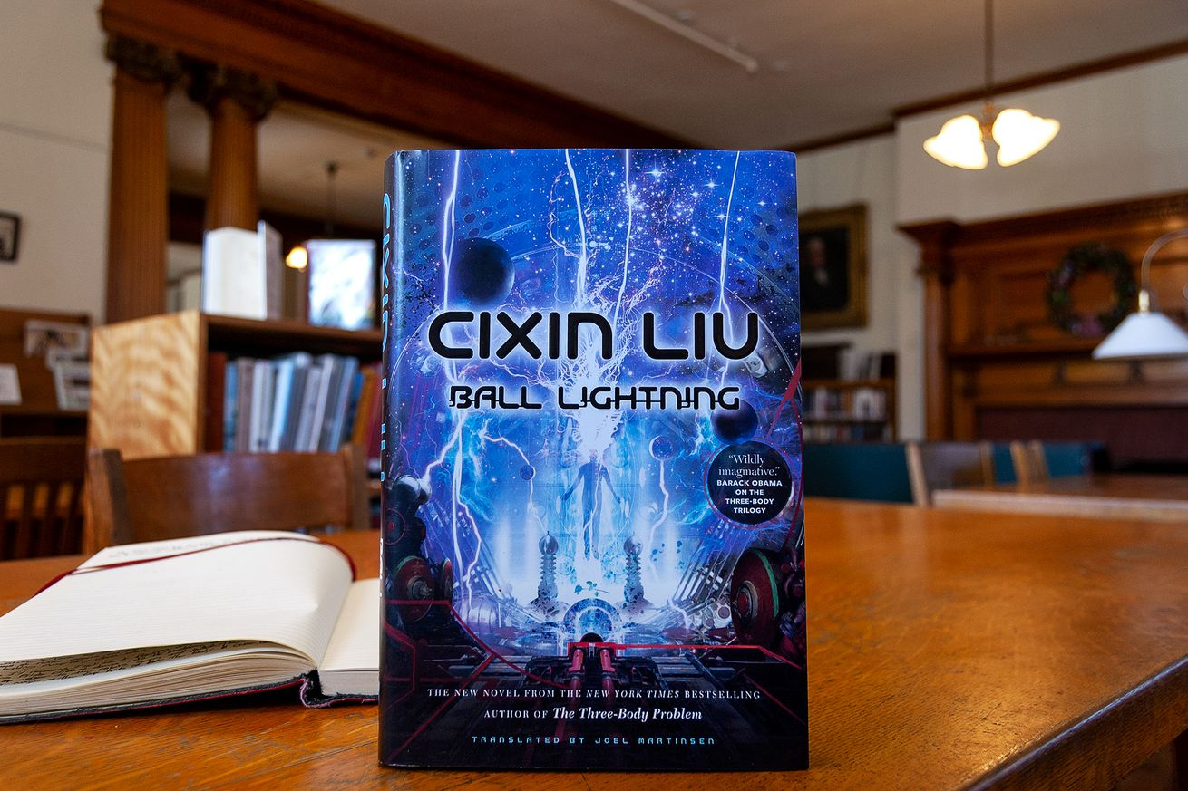 ball lightning is a gripping tale of obsession from the biggest name in chinese sci fi