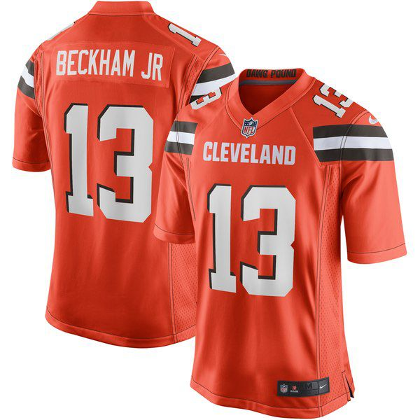 online store b34fb 725c2 The Odell Beckham Jr. Cleveland Browns jerseys have dropped ...