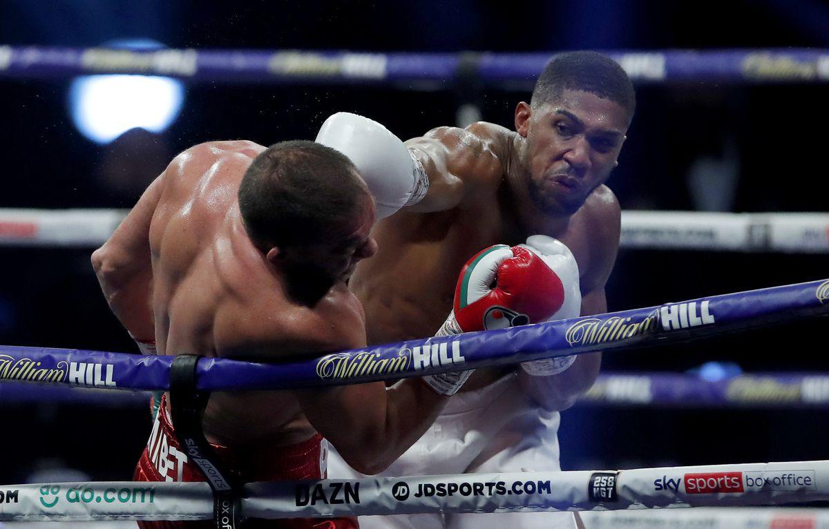 Anthony Joshua v Kubrat Pulev - IBF, WBA, WBO and IBO World Heavyweight Title Fight
