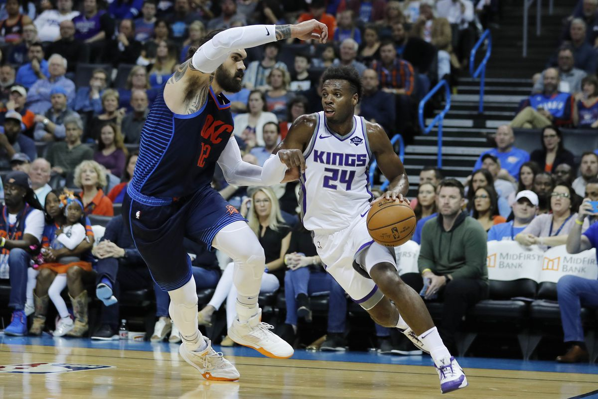 Sacramento Kings vs. Oklahoma City Thunder Preview We need a win - Sactown  Royalty