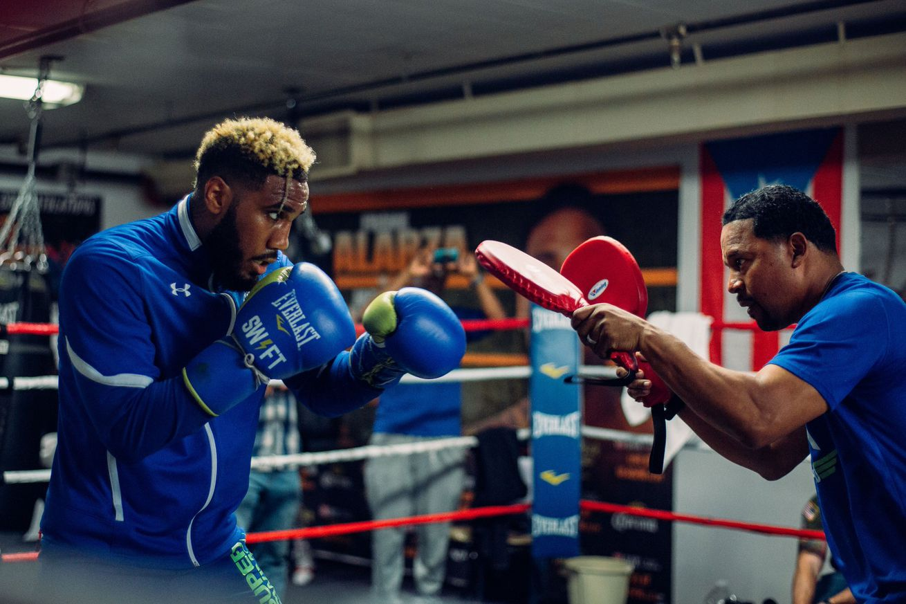 premierboxing 2019 May 01.0 - Hurd looking to be undisputed, wants WBC belt next