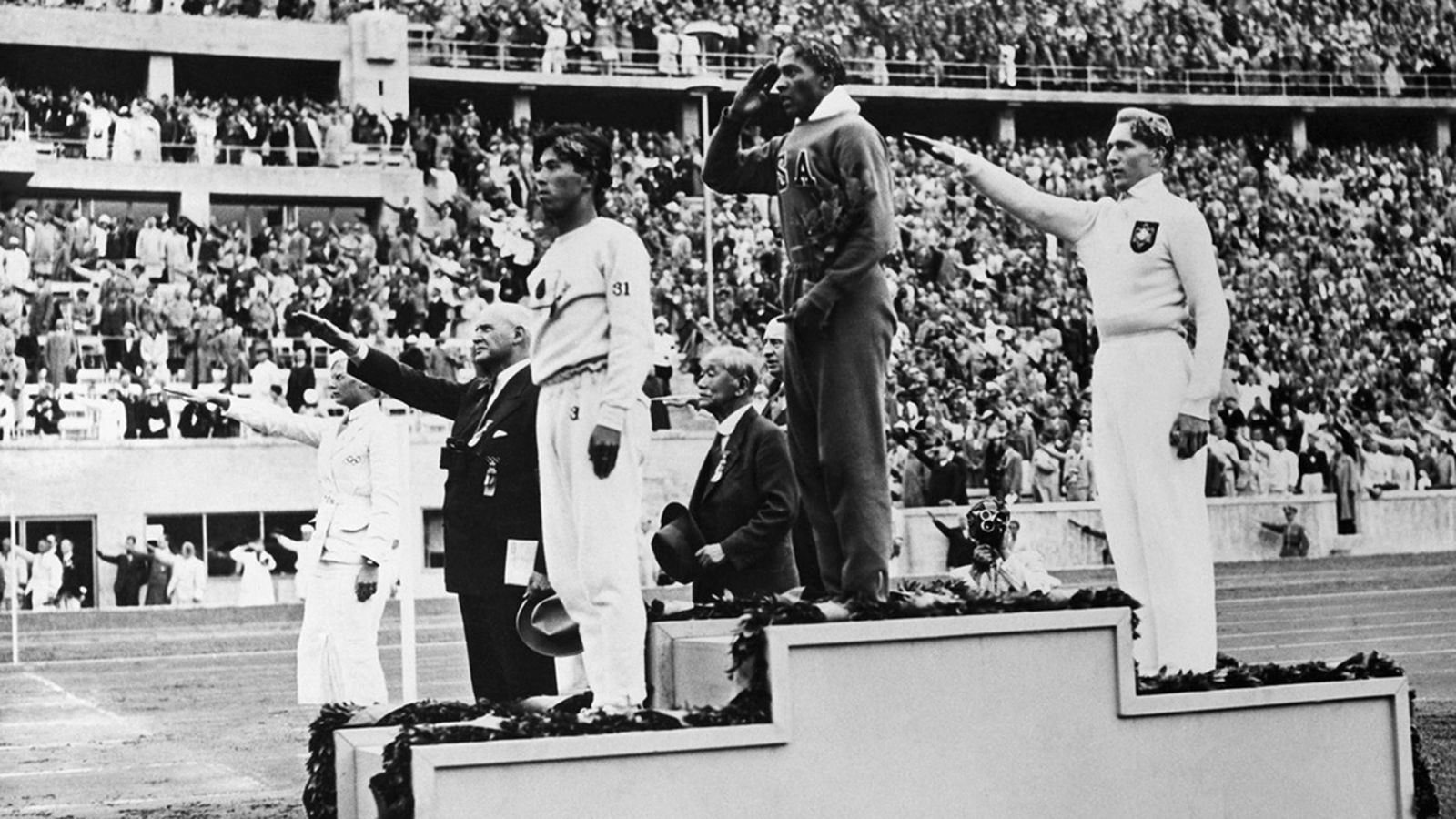 Jesse Owens' 1936 Gold Medal Up For Auction