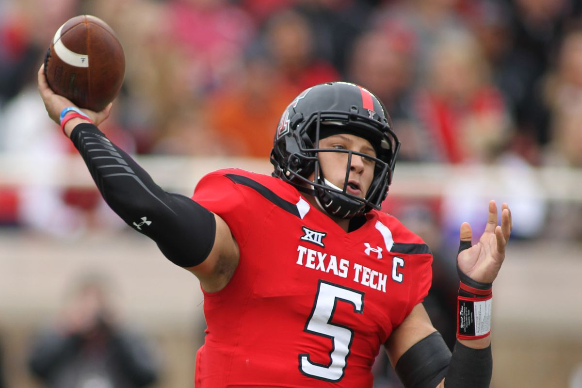 2017 Nfl Draft Patrick Mahomes Scouting Report Battle