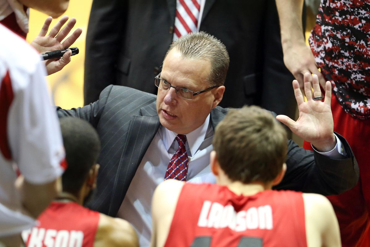 Ray Harper, who begins his fourth full year as the Hilltoppers head man, sees his squad in game action for the first time tonight as WKU opens its exhibition slate against Lindsey Wilson.