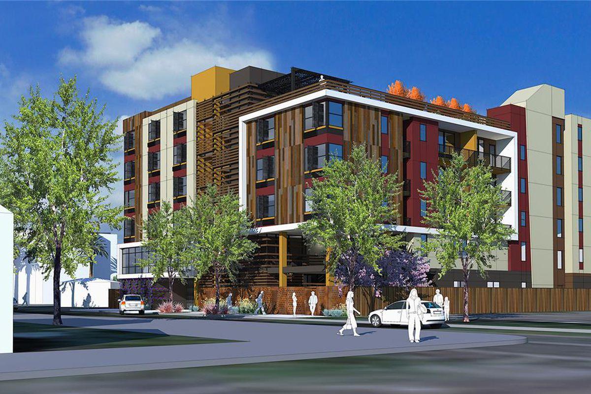 San Jose apartment development is 100-percent for homeless ...