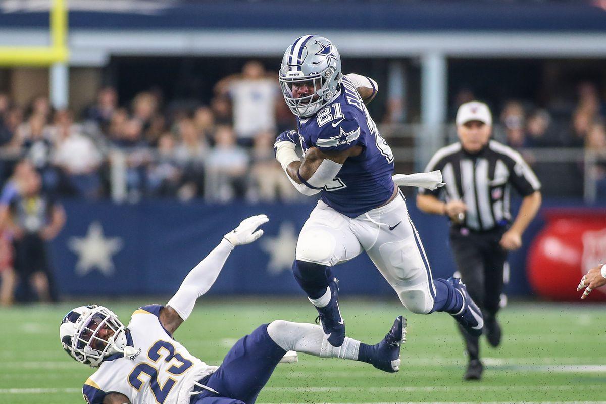 NFL: DEC 15 Rams at Cowboys