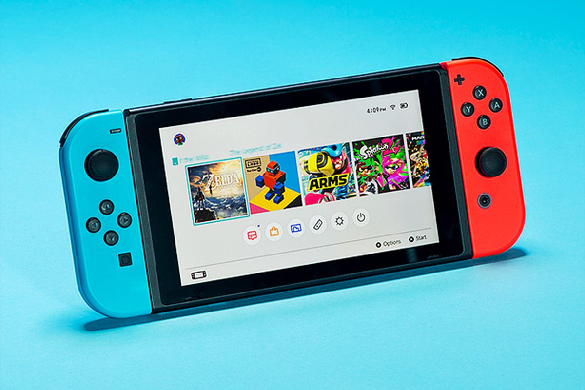 Nintendo Switch consoles and Joy-Con controllers are discounted for