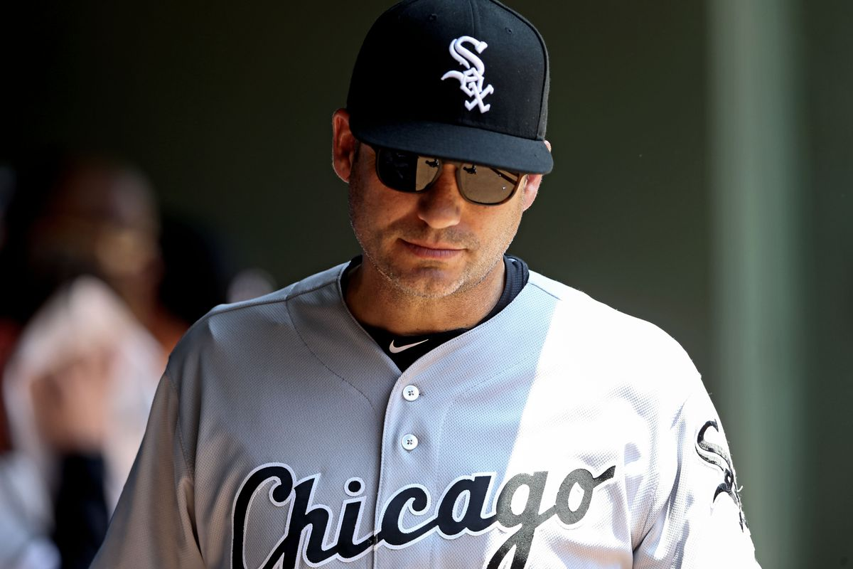 Seriously, why does Robin Ventura still have a job?