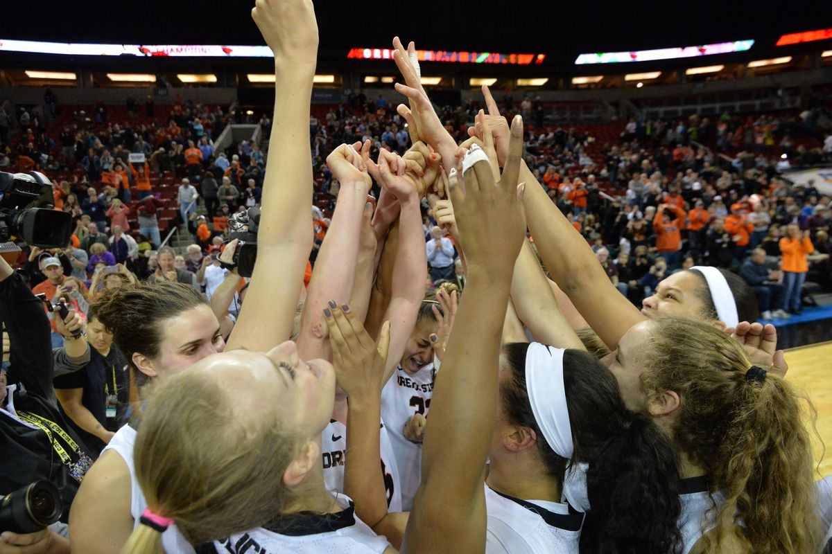Pac-12 Champions Oregon State will open their NCAA Tournament play against Troy this Friday in Corvallis