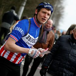 De Ronde brings out all types