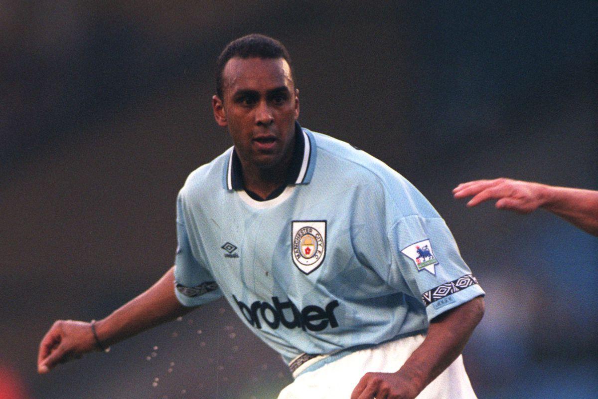 Football - Man City v Southampton December 1993