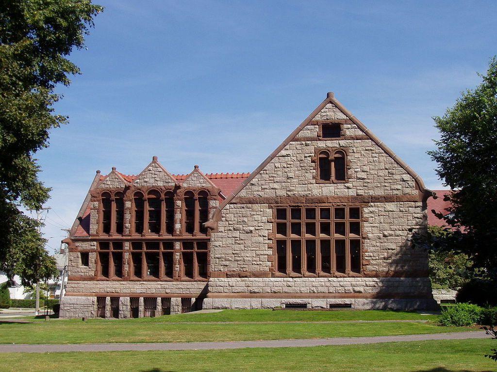 Thomas Crane Memorial Library