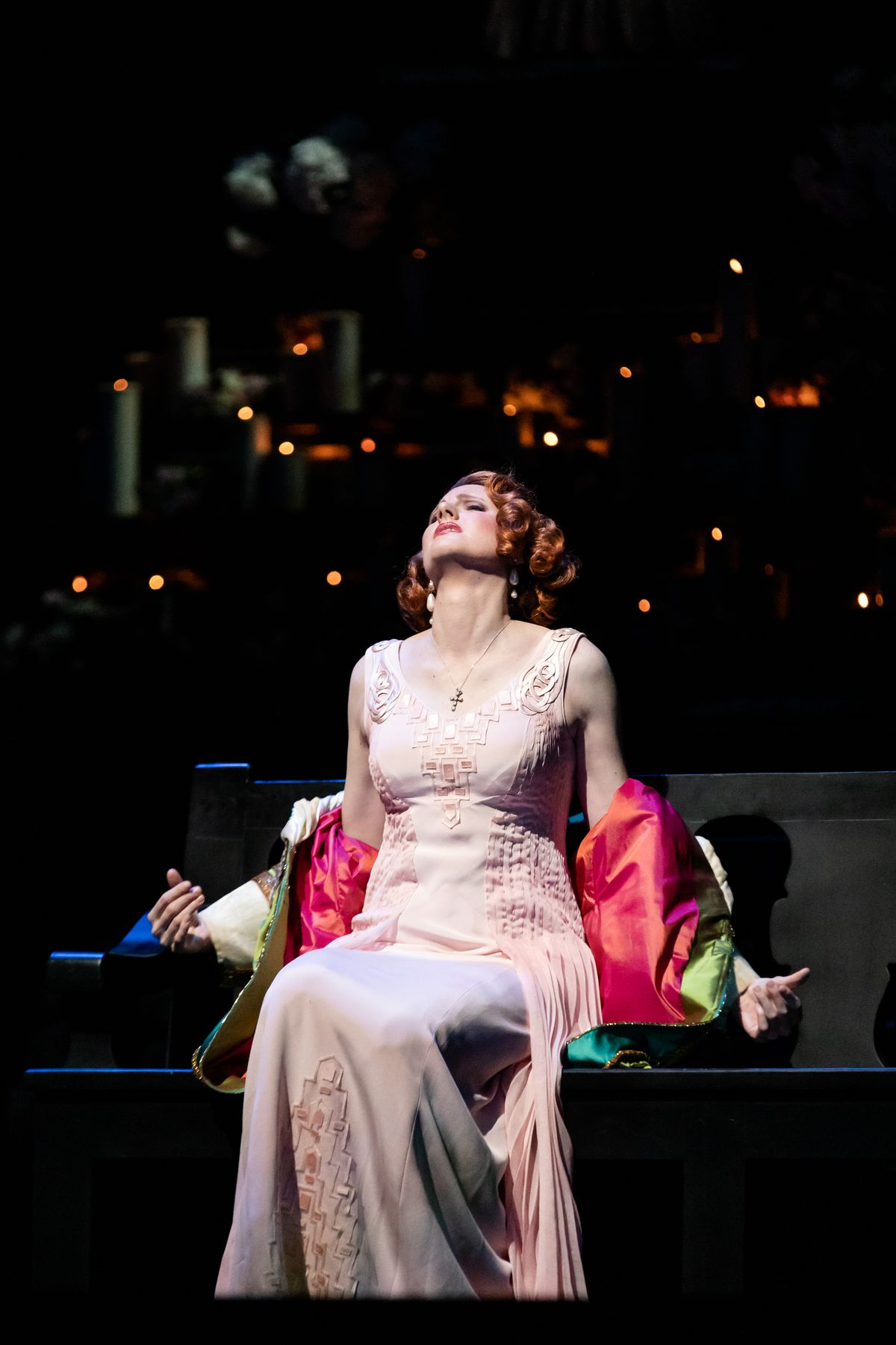 """Amanda Majeski delivers a commanding performance as Donna Elvira in """"Don Giovanni"""" at Lyric Opera of Chicago."""