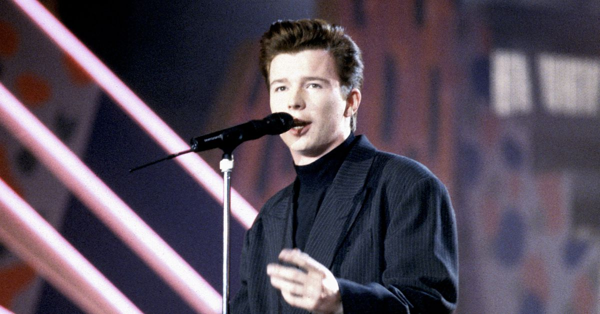 Thanks to the Rickroll, 'Never Gonna Give You Up' hits 1 billion YouTube plays