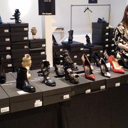 More women's shoes, $125