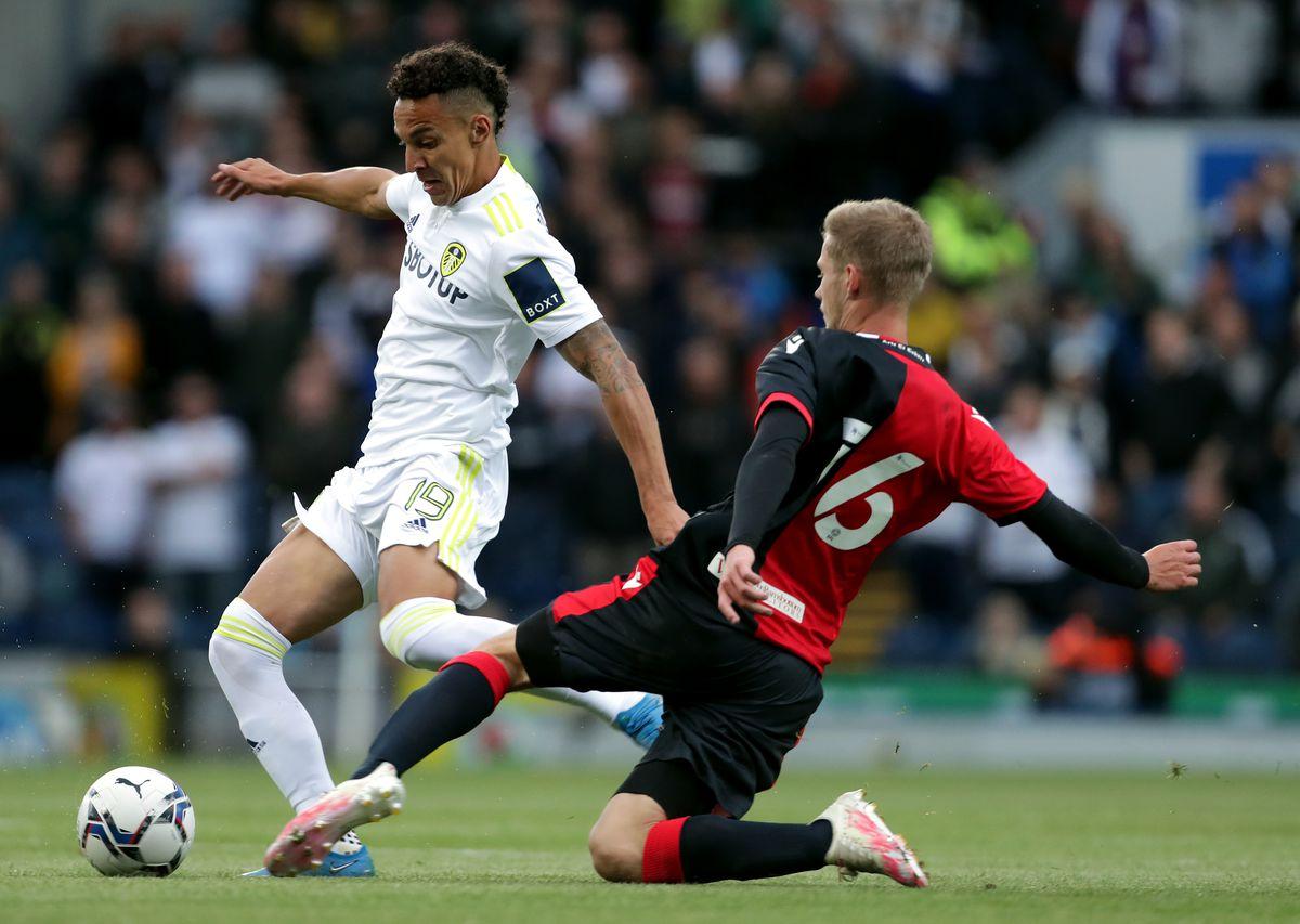 Blackburn Rovers v Leeds United - Pre-Season Friendly - Ewood Park