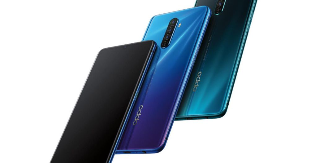 Oppo's new Reno Ace can be fully charged in half an hour