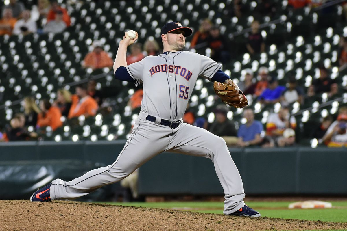 MLB: Game Two-Houston Astros at Baltimore Orioles