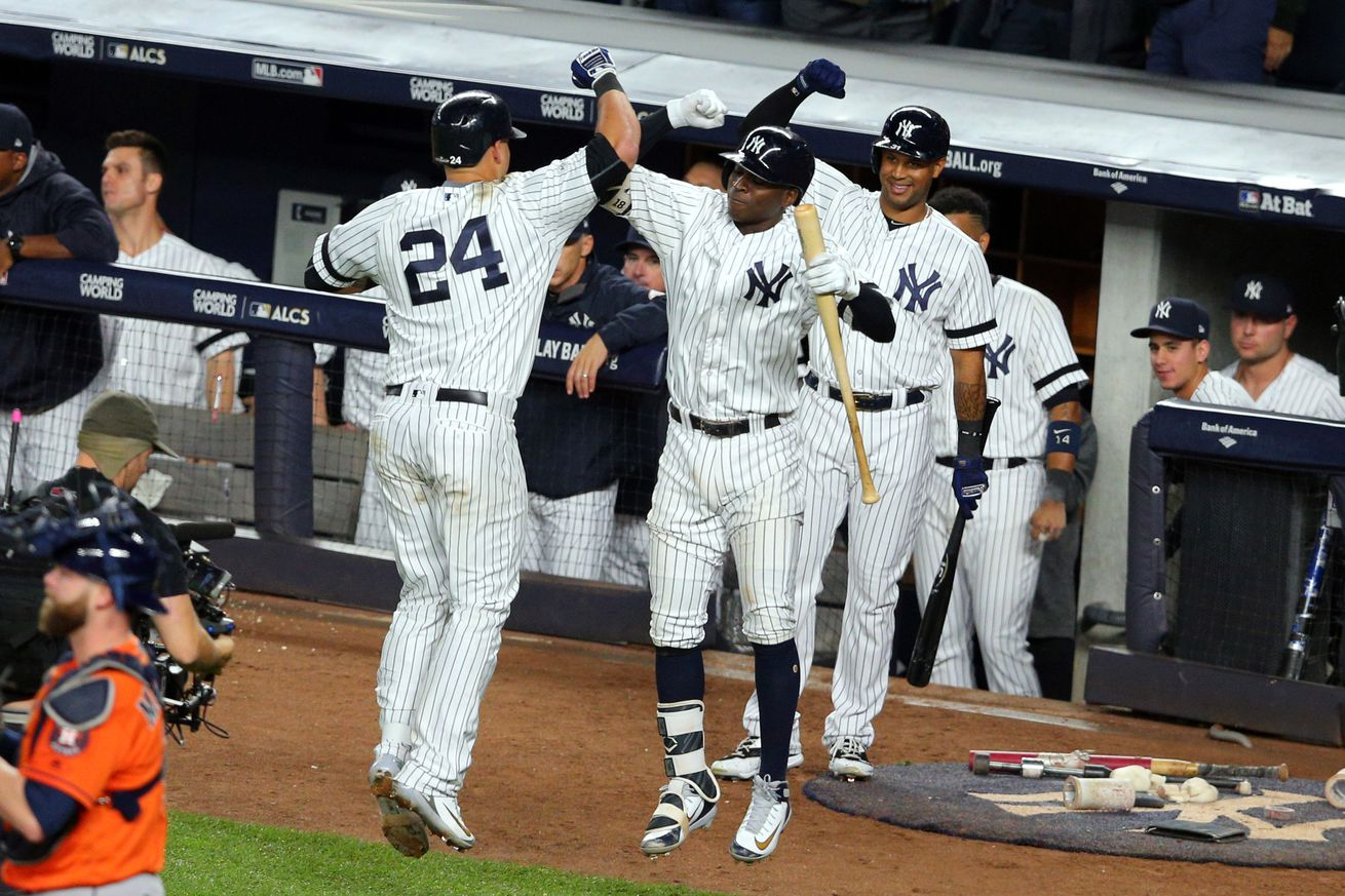 Imagining a Yankees/Astros rematch for the 2017 ALCS