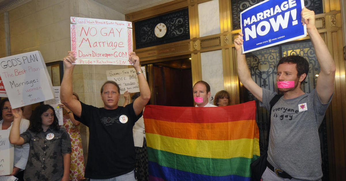 Goshen county gop criticizes mead for not appealing gay marriage order