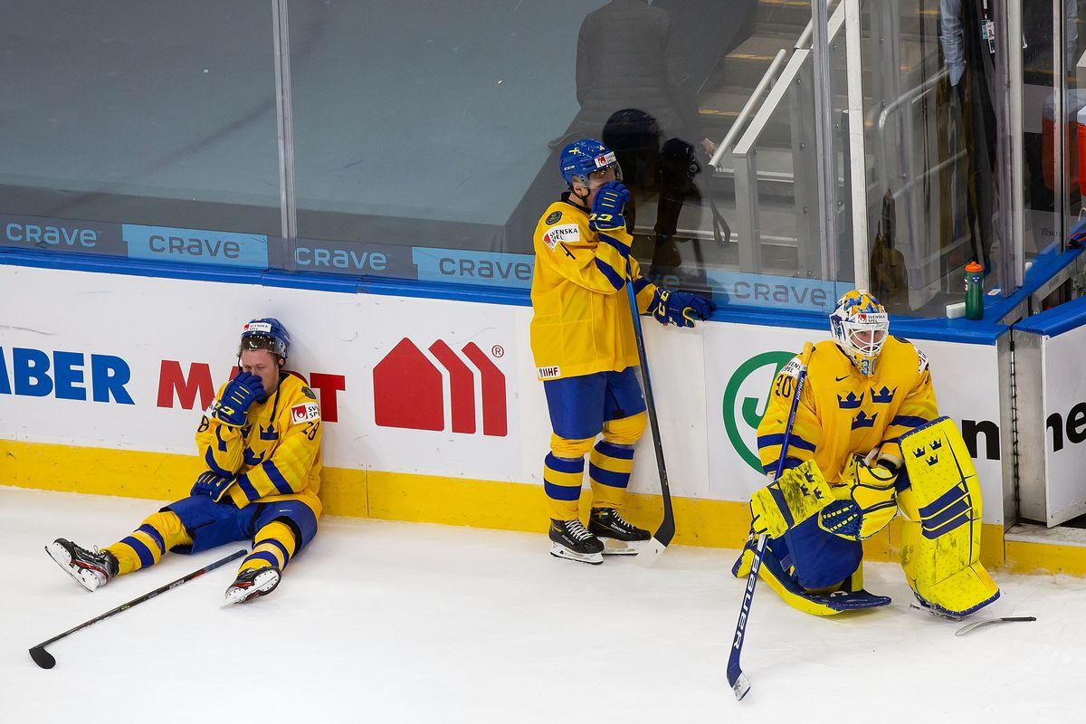 Finland v Sweden: Quarterfinals - 2021 IIHF World Junior Championship