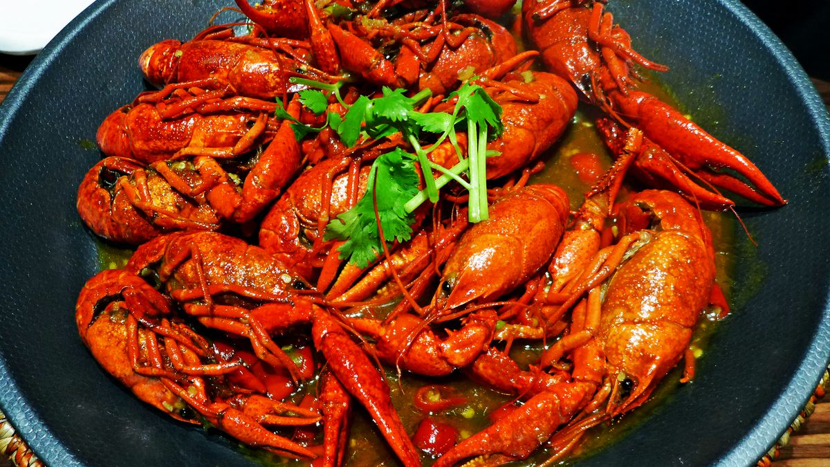 A Pound Of Crawfish Easily Feeds Two Or Three