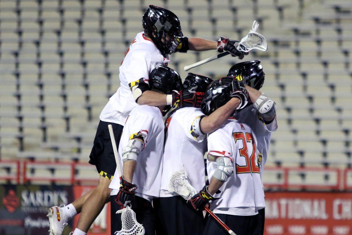 Maryland men's lacrosse vs. Penn State