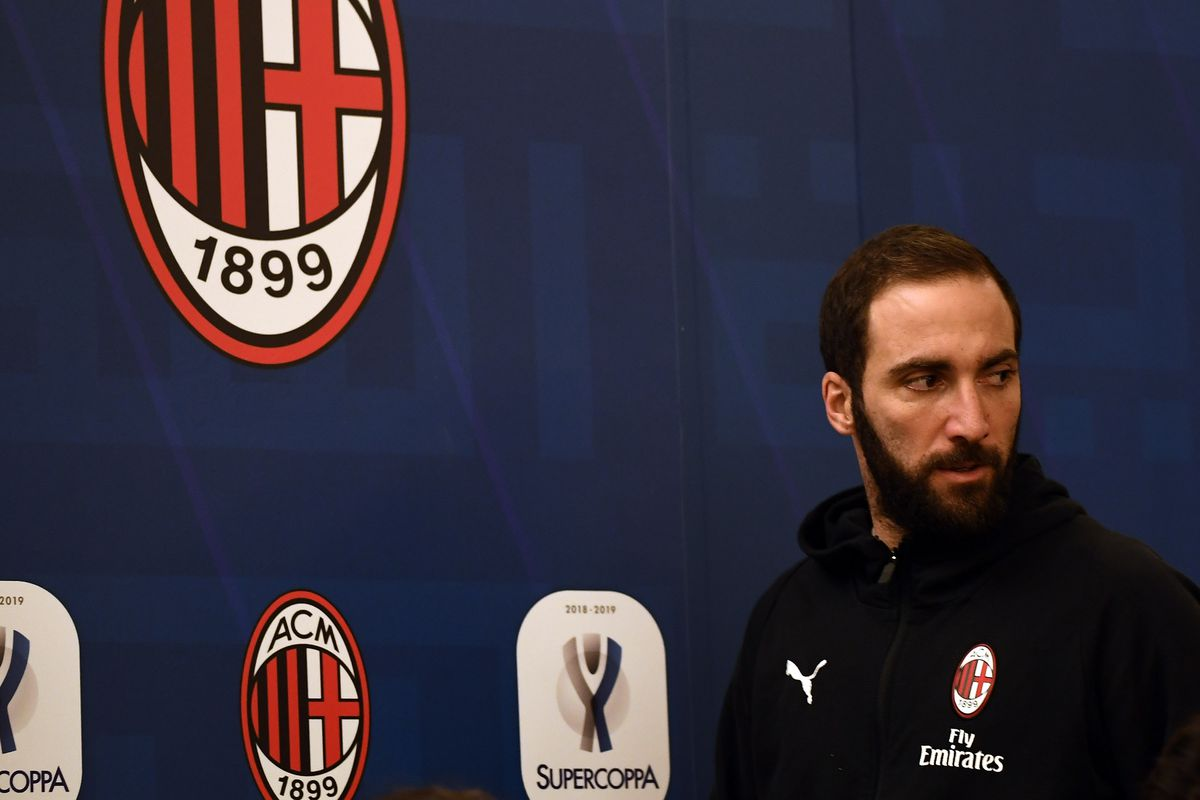 AC Milan Sponsor and Greet Events - Italian Supercup Previews
