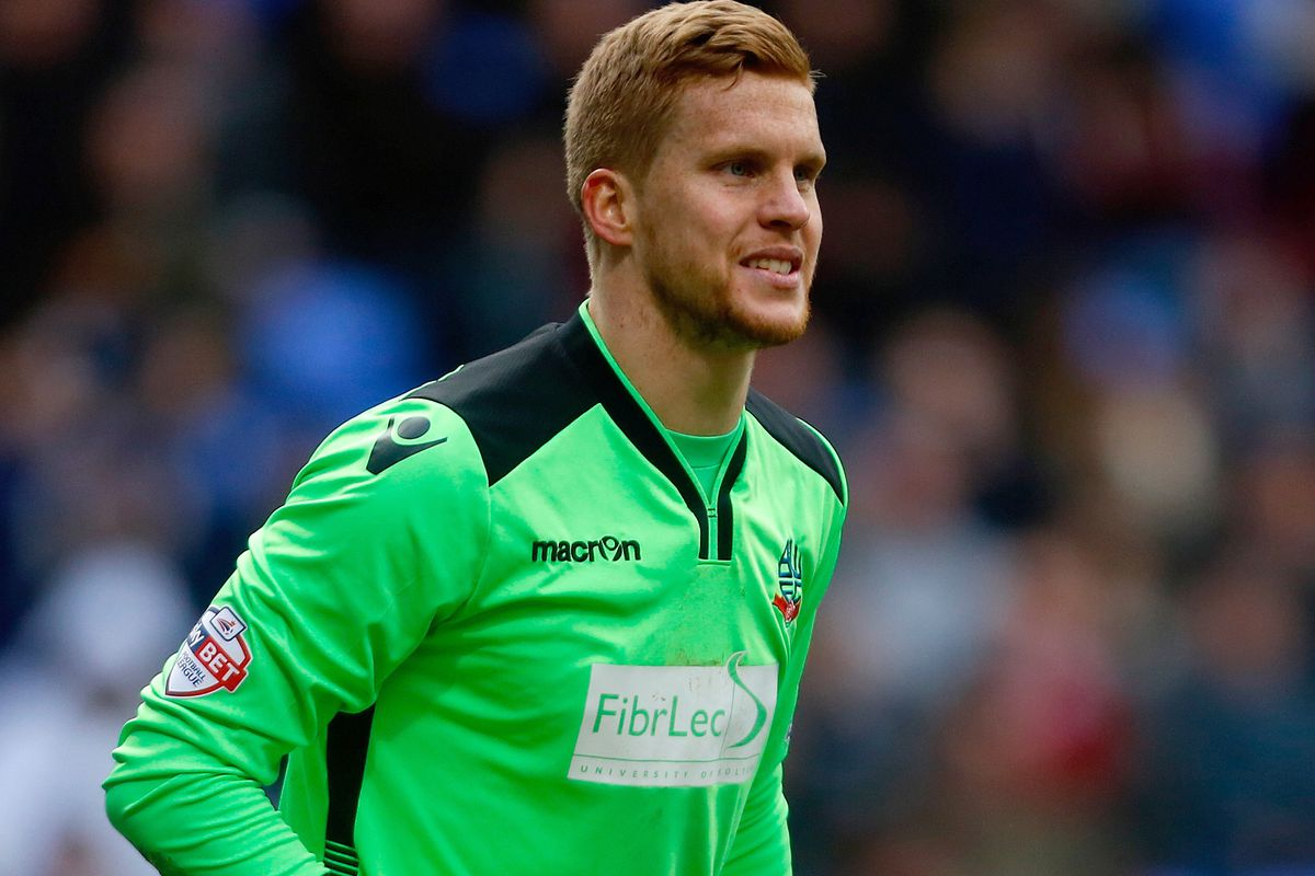 Should Ben Amos' impressive loan performances earn him a Wanderers move next season?