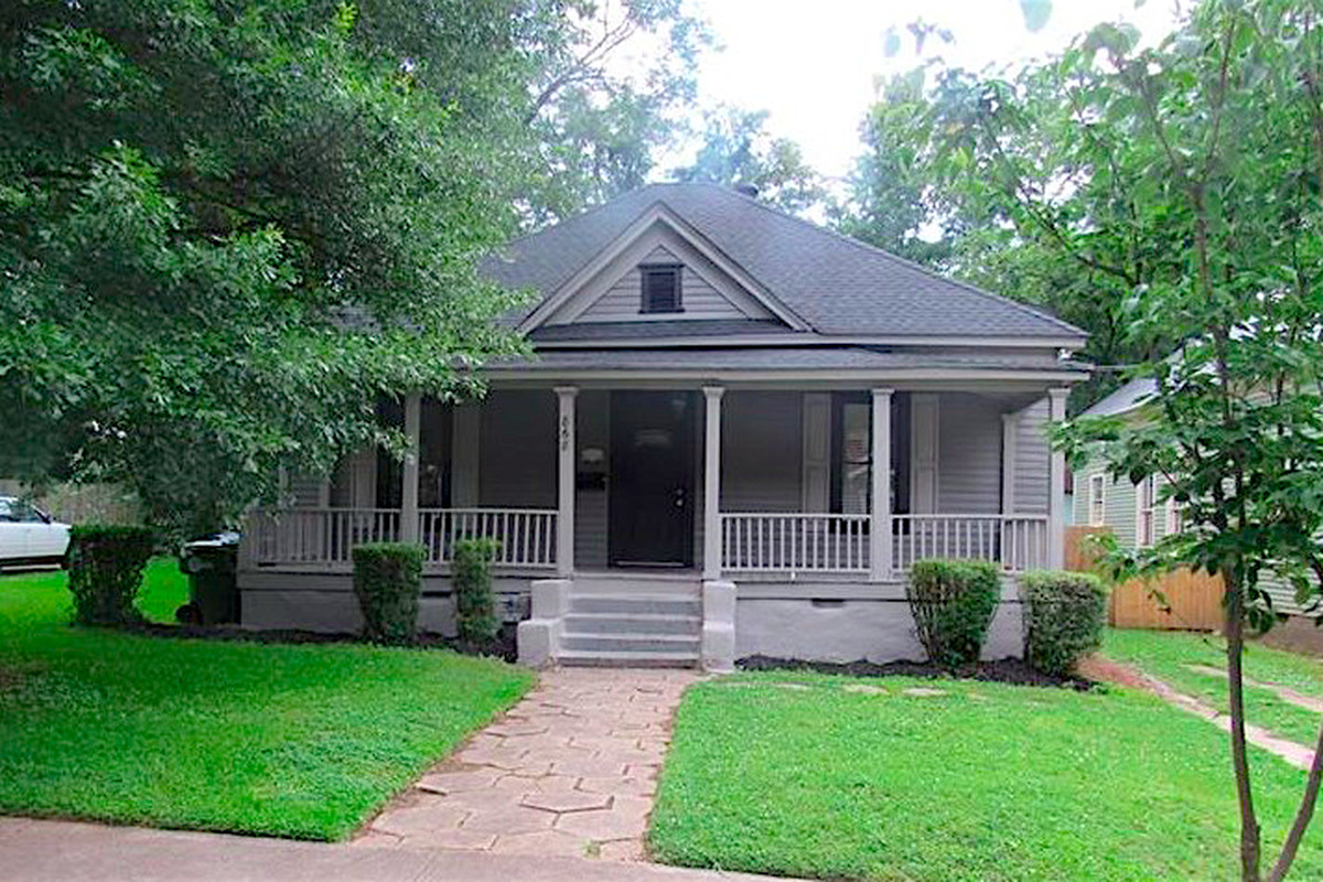 A West End bungalow for sale near the Atlanta Beltline and more.