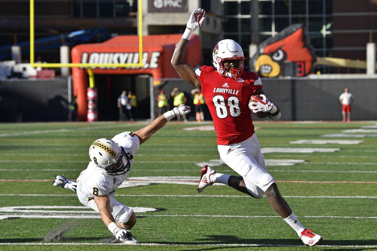 NCAA Football: Murray State at Louisville