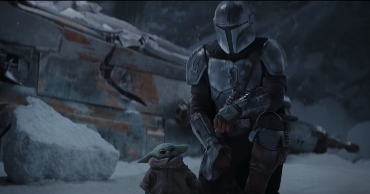 Watch the new trailer for The Mandalorian's second season - The Verge