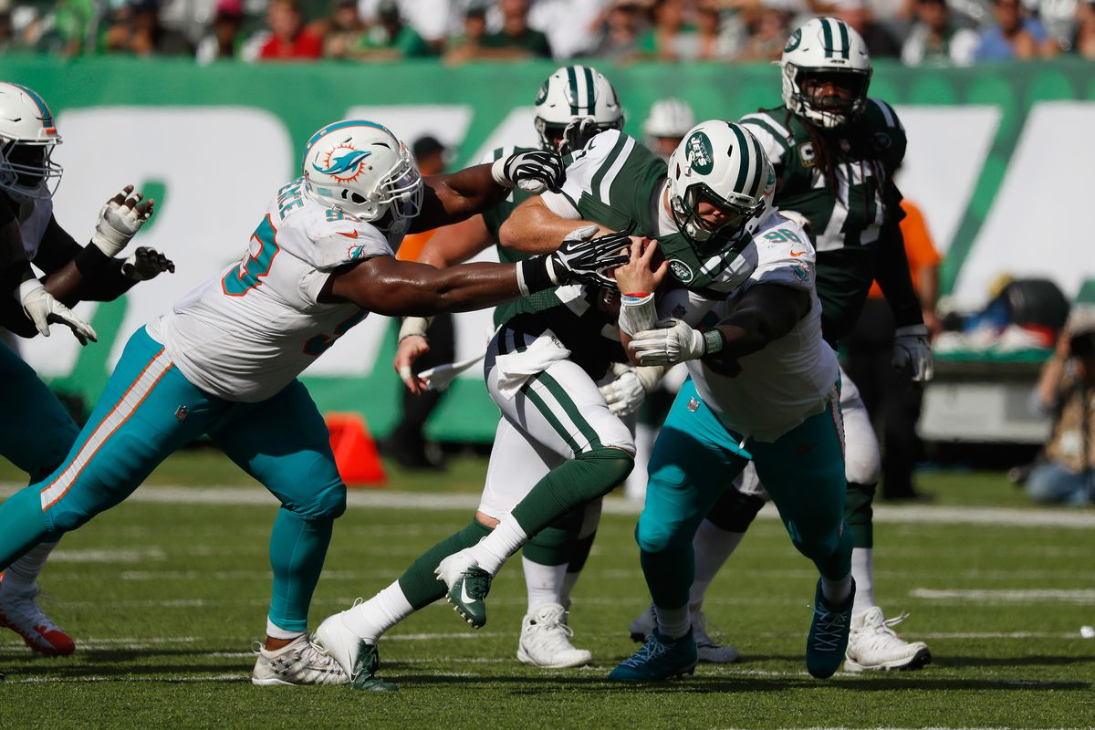 best loved 21863 6a815 Jets at Dolphins Week 9 preview: Sam Darnold, Todd Bowles ...