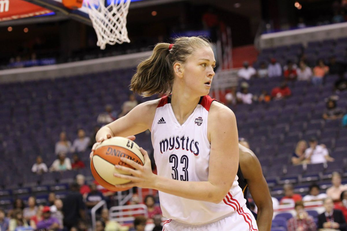Emma Meesseman has earned her first WNBA All-Star Game appearance after enjoying a strong start to her 2015 season.