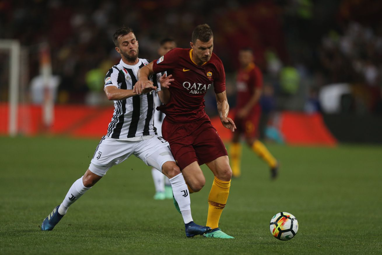 Pjanic rips ?fake? Barcelona rumors