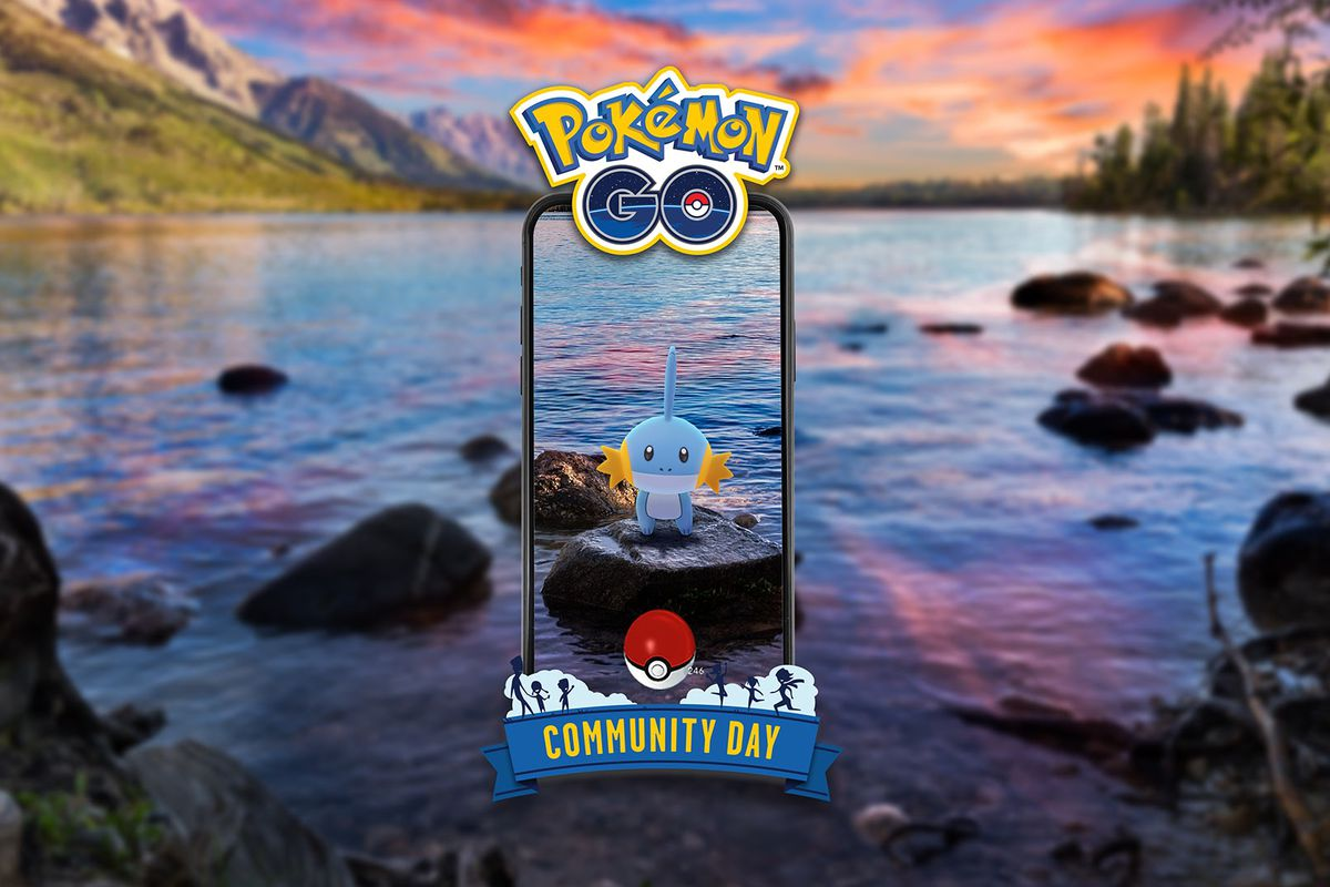 Pokémon Go July Community Day will feature Mudkip - Polygon