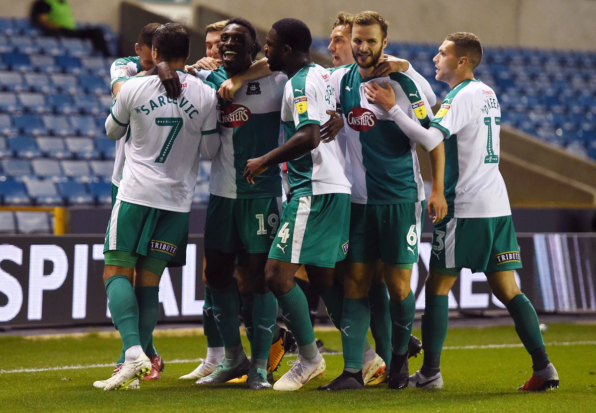 Millwall v Plymouth Argyle - Carabao Cup Second Round