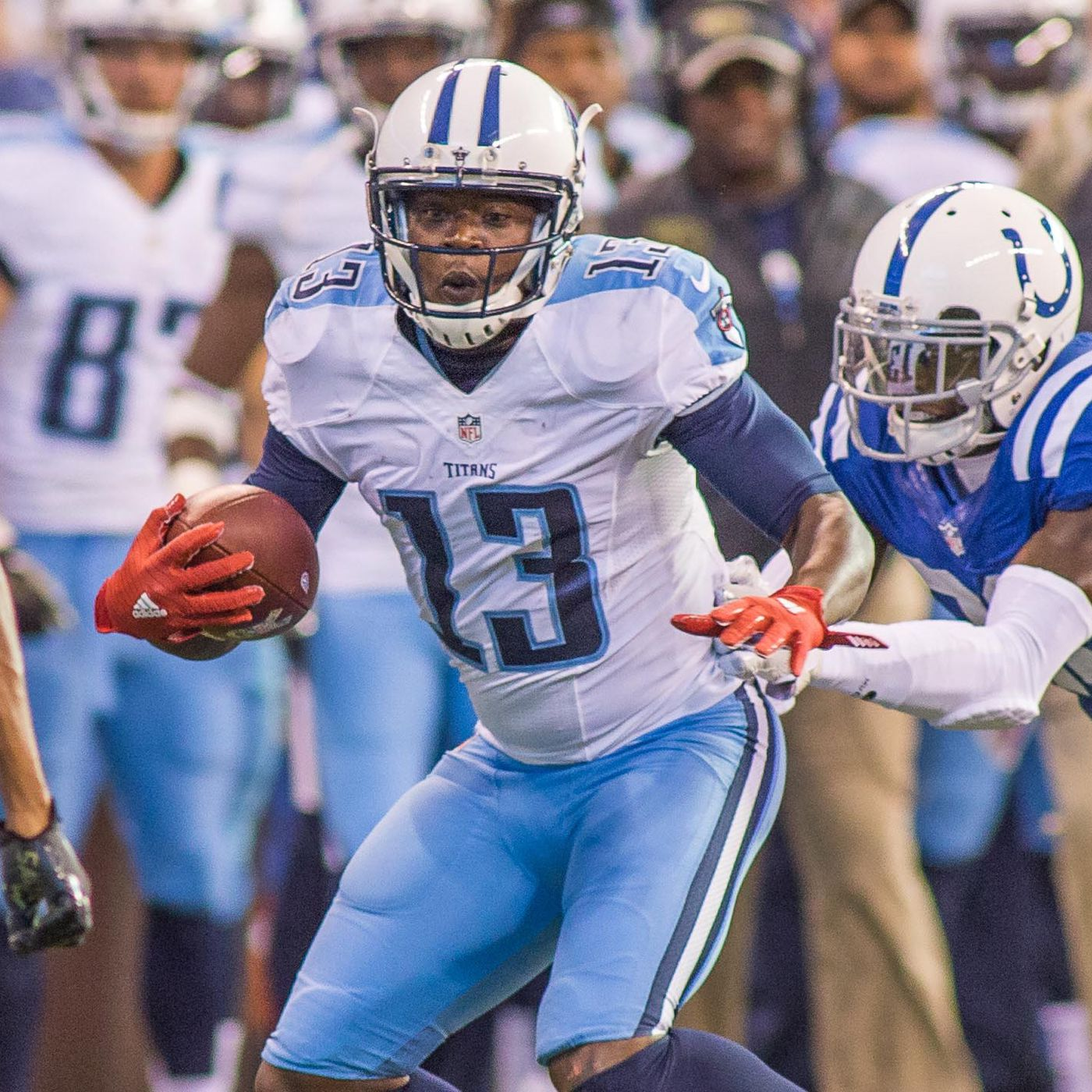Kendall Wright Takes a Shot at the Titans - Music City Miracles
