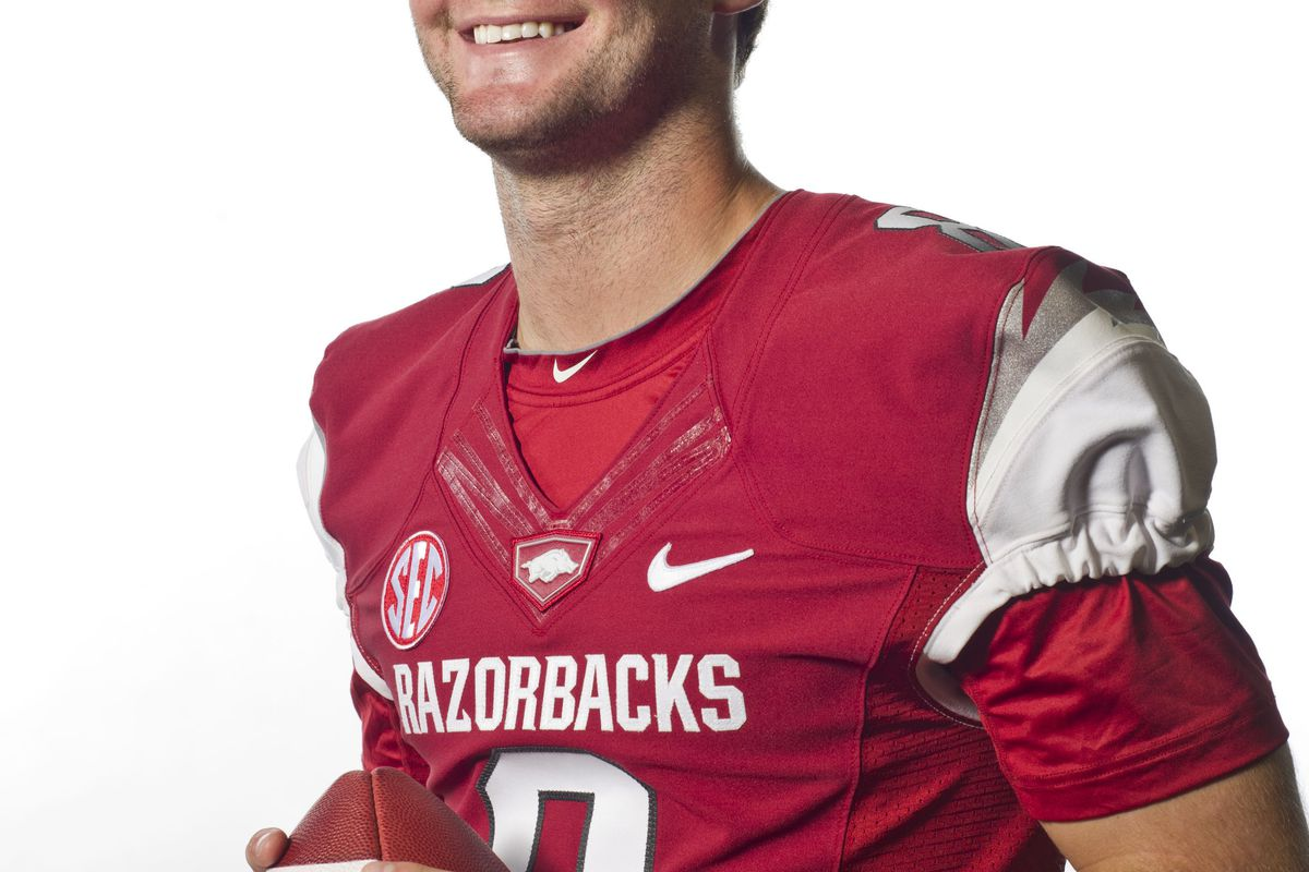 Is the Razorbacks' future as bright as those eyes?  We hope so.
