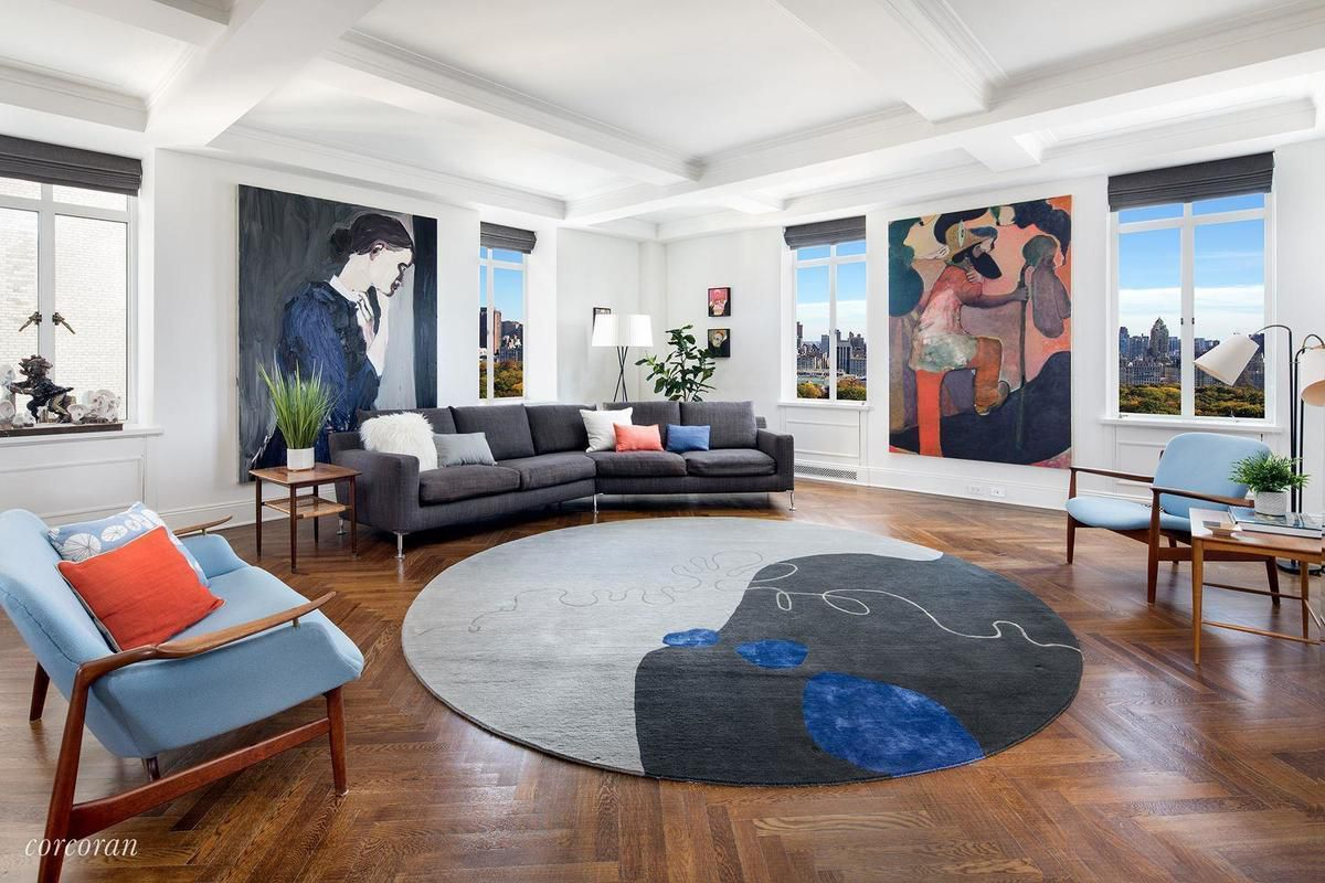 Airy San Remo Pad With Sweeping Central Park Views Lists For 17 5m