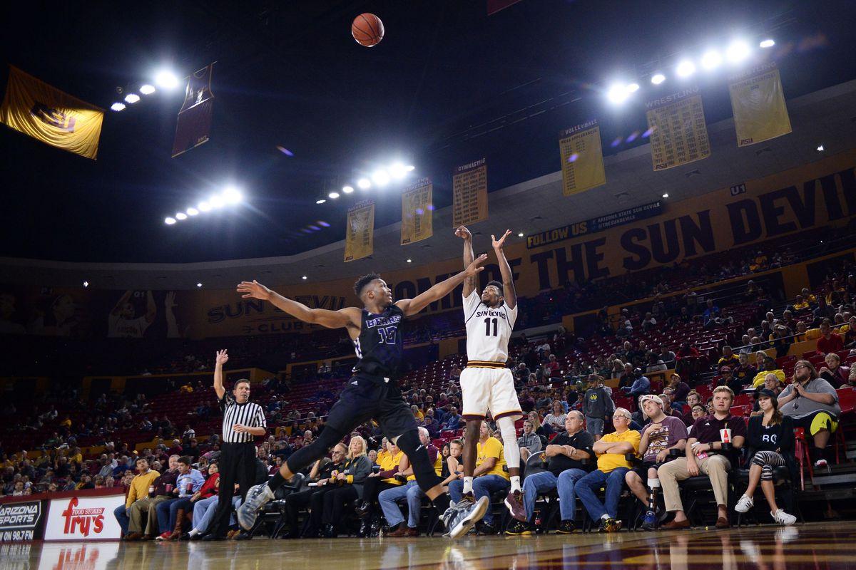 NCAA Basketball: Central Arkansas at Arizona State
