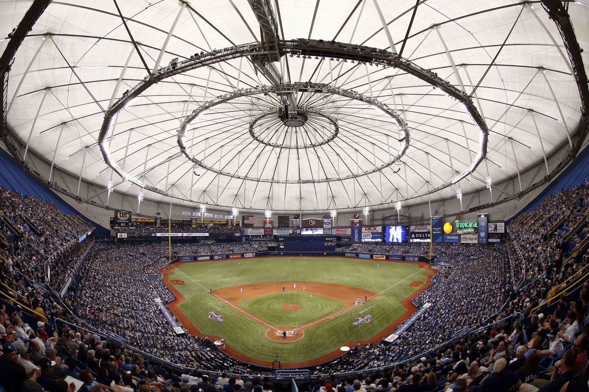 Tropicana Field announ...